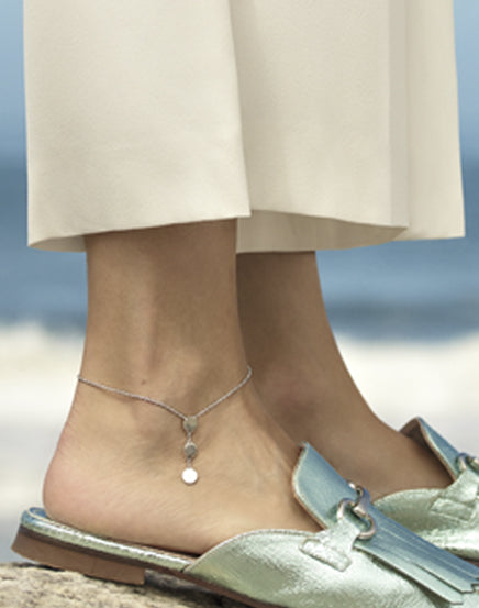 Concha Anklet