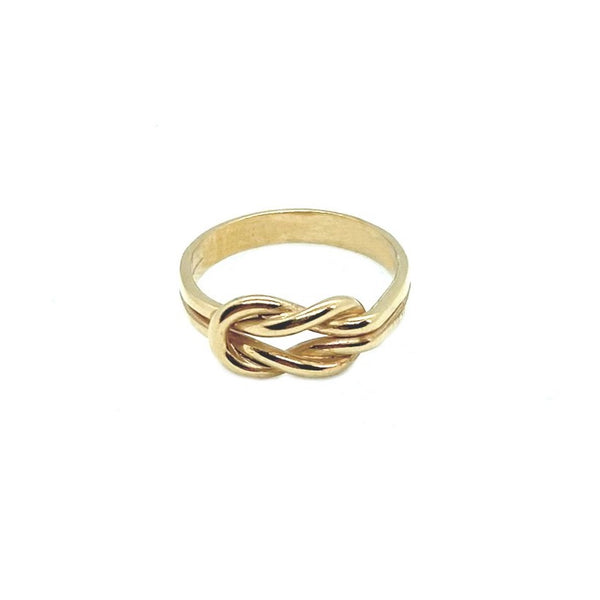 Stacking Knot Ring