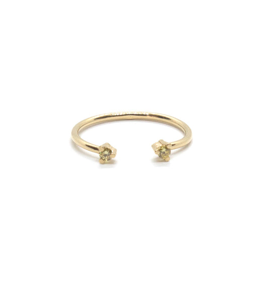 Open Dainty Ring