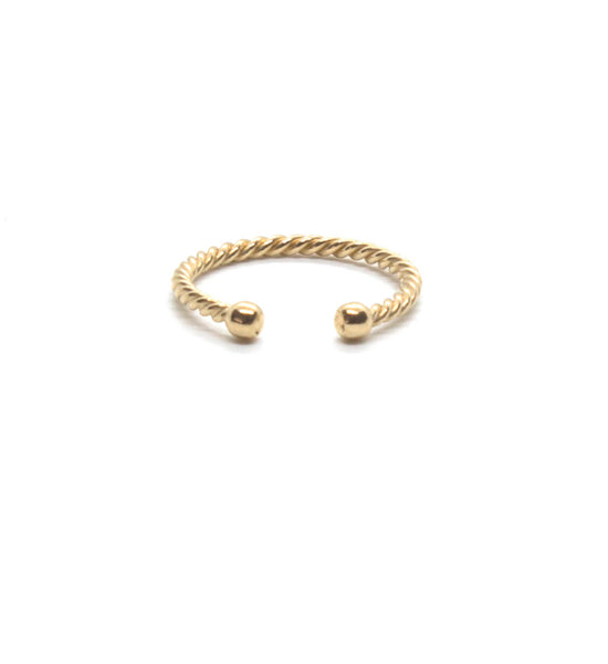 Ella Twisted Ring