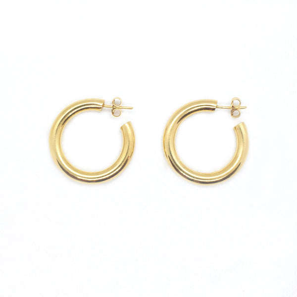 Blair Medium Chunky Hoops