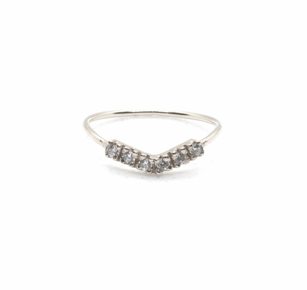 Vivian Stacking Ring - (More Colours Available)