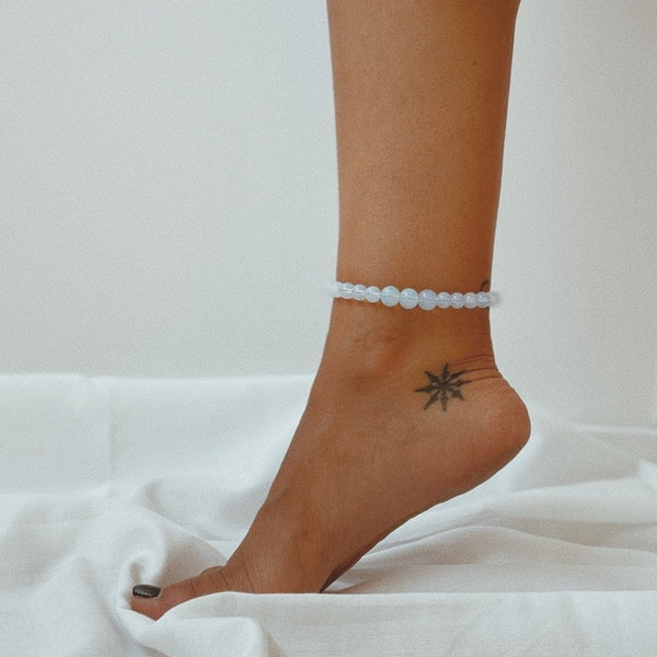 Klimt Anklet - More Colours Available