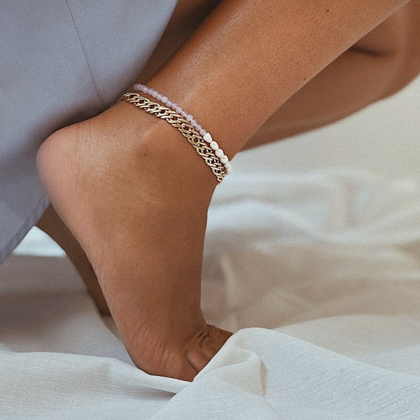 Gauguin Anklet - More Colours Available