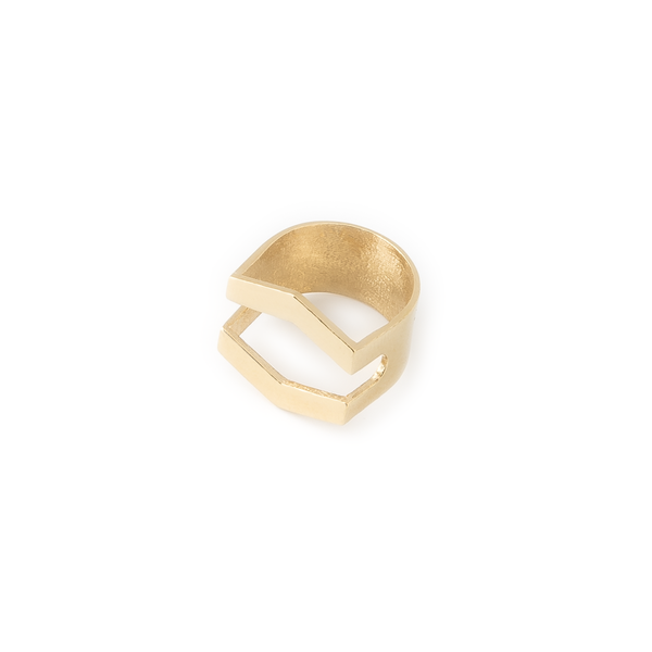 Statement Geometric Ring
