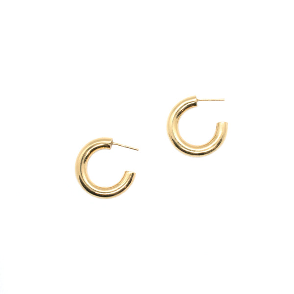 Blair Mini Chunky Hoops