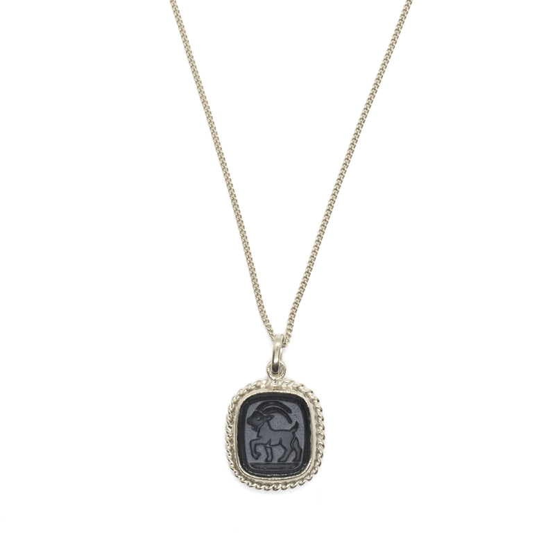 Olympia Zodiac Necklace