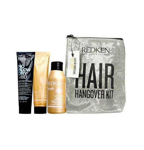 All Soft Hair Hangover Kit