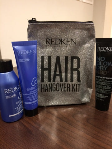 Extreme Hair Hangover Kit