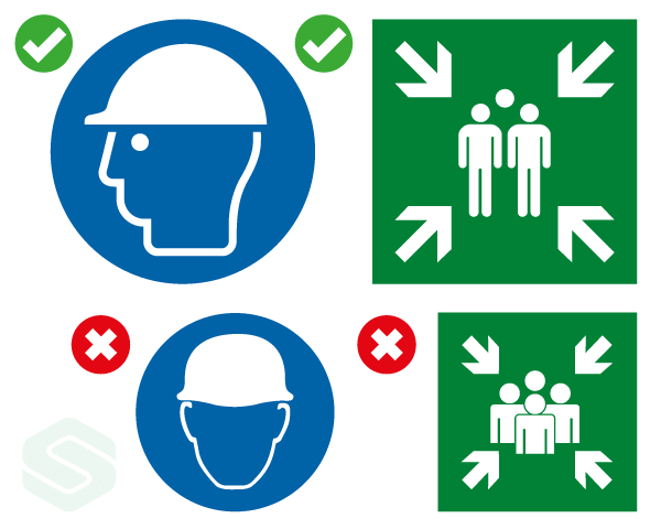 ISO 7010 Signs