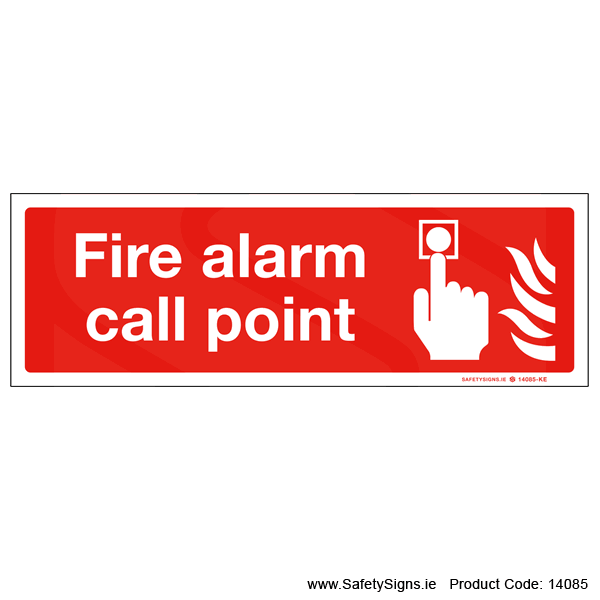 Fire Alarm Call Point - 14085