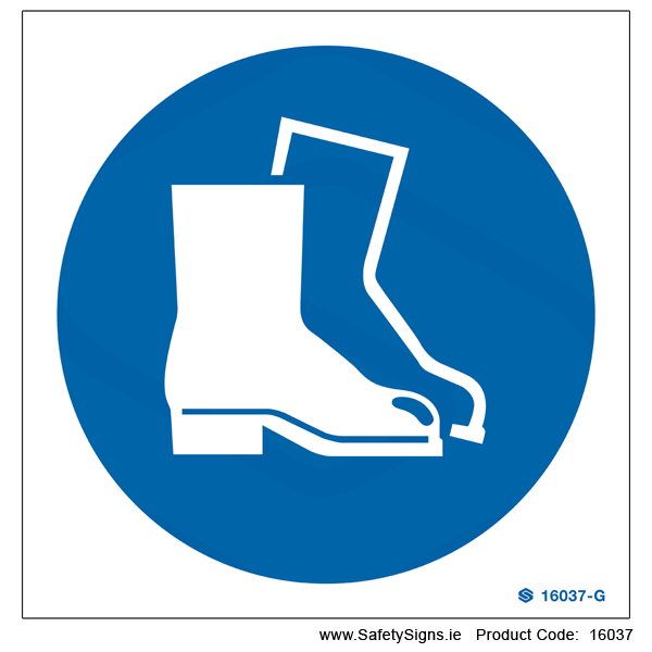 Wear Safety Footwear - 16037