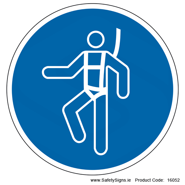 Wear Safety Harness (Circular) - 16052