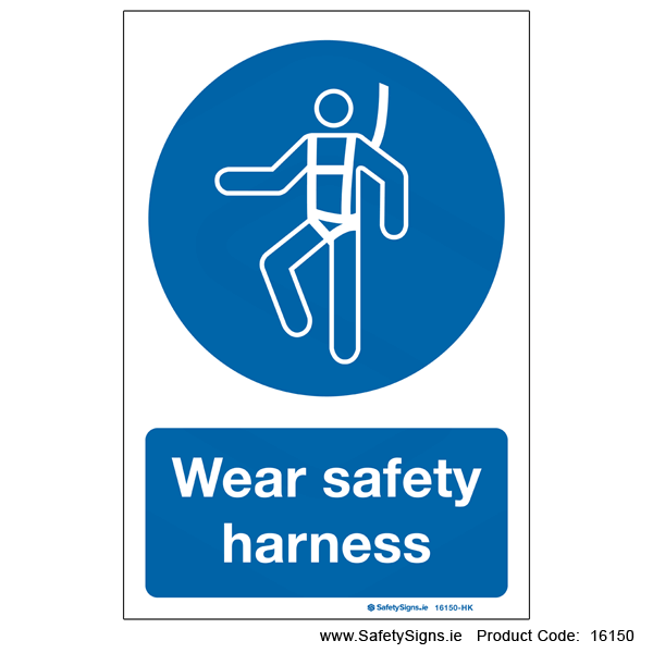 Wear Safety Harness - 16150