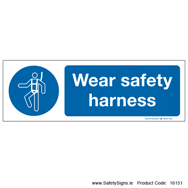 Wear Safety Harness - 16151