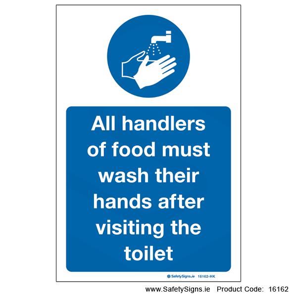 Wash Your Hands - 16162