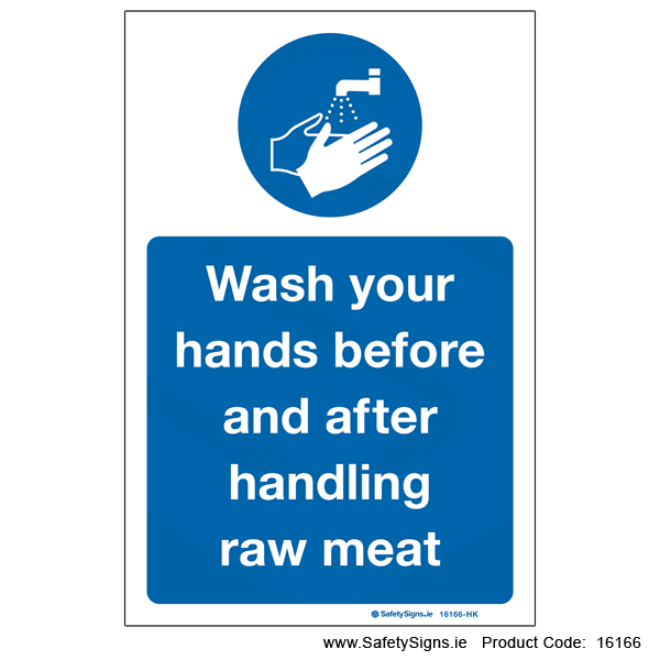 Wash Your Hands - 16166