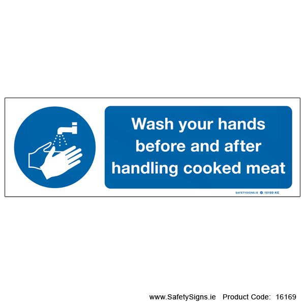 Wash Your Hands - 16169