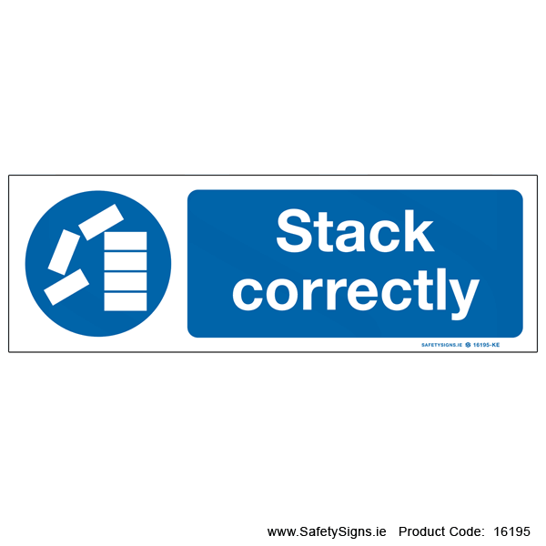 Stack Correctly - 16195