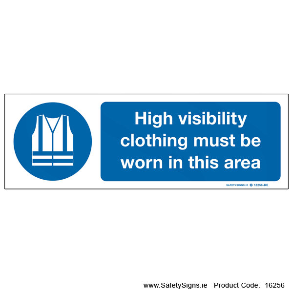 High Visibility Clothing - 16256
