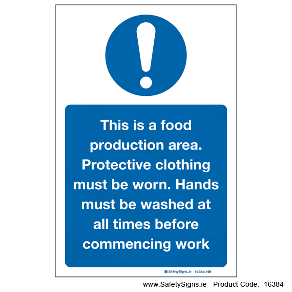 Food Production Area - 16384