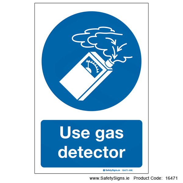 Use Gas Detector - 16471