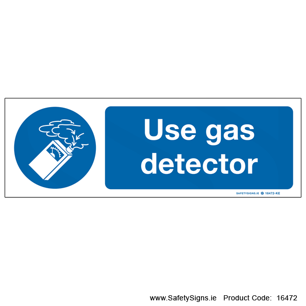 Use Gas Detector - 16472