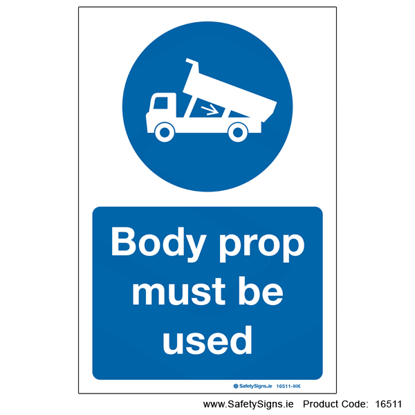 Use Body Prop - 16511