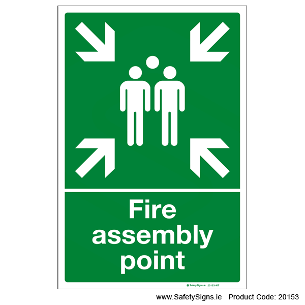 Fire Assembly Point - 20153
