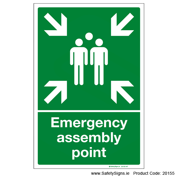 Emergency Assembly Point - 20155