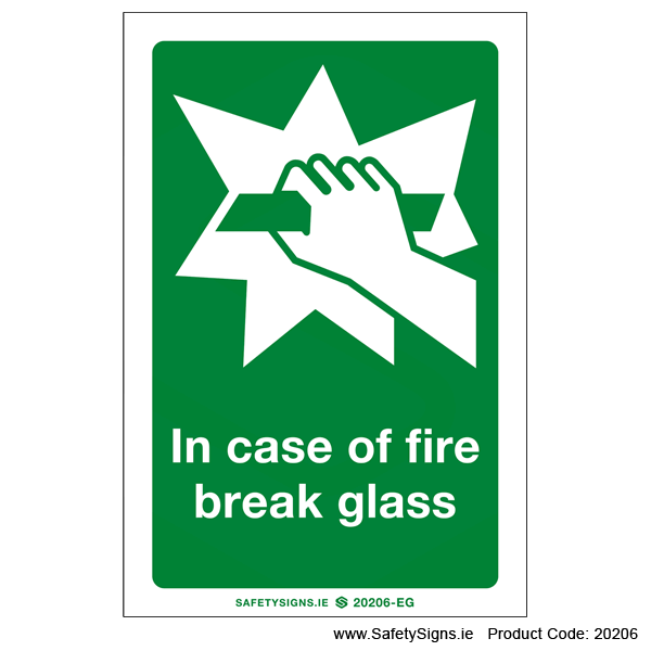Break Glass - 20206