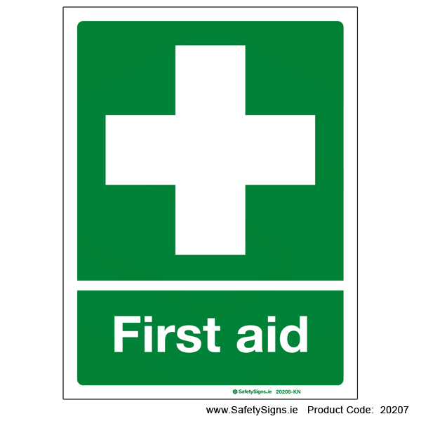 First Aid - 20207