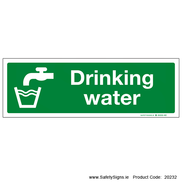 Drinking Water - 20232