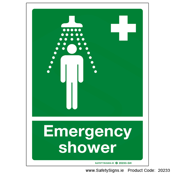 Emergency Shower - 20233