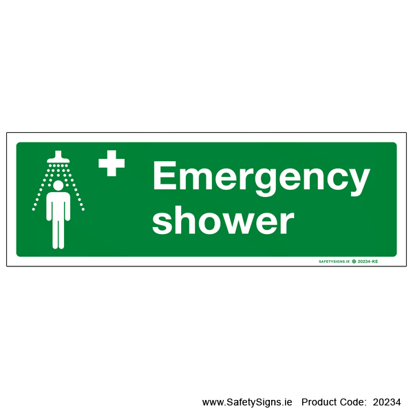 Emergency Shower - 20234
