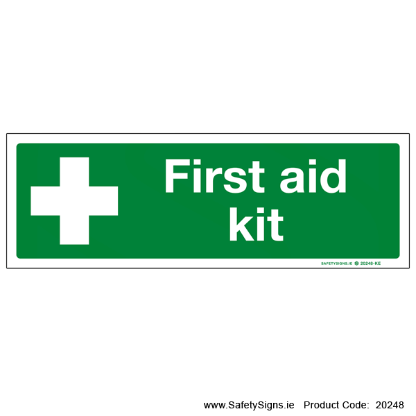 First Aid Kit - 20248