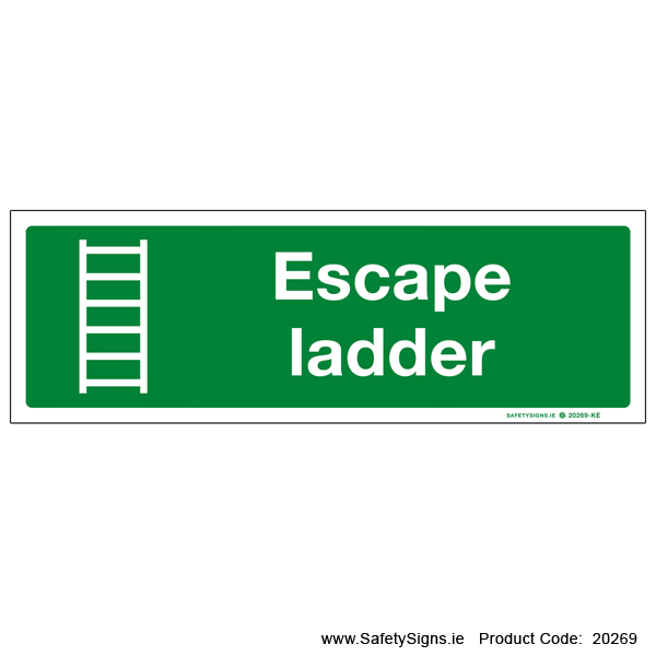 Escape Ladder - 20269