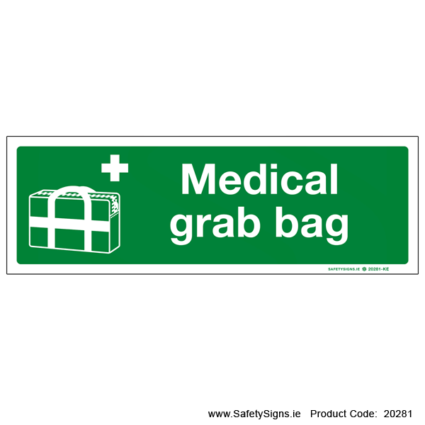 Medical Grab Bag - 20281