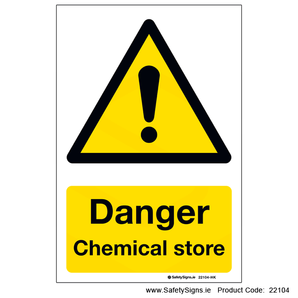 Chemical Store - 22104