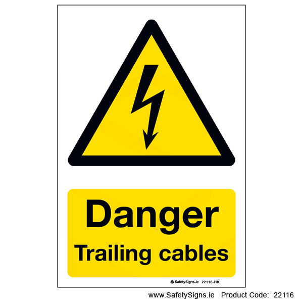 Trailing Cables - 22116