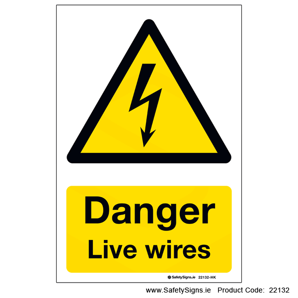 Live Wires - 22132