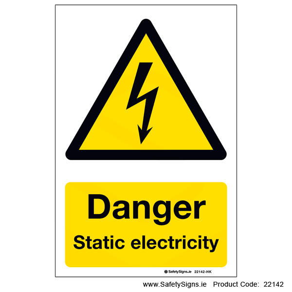 Static Electricity - 22142