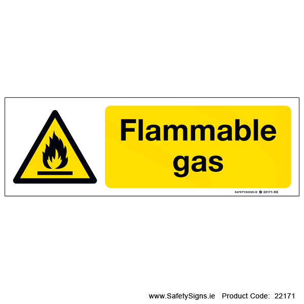 Flammable Gas  - 22171
