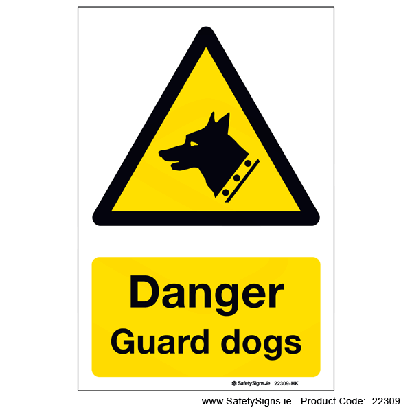 Guard Dogs - 22309