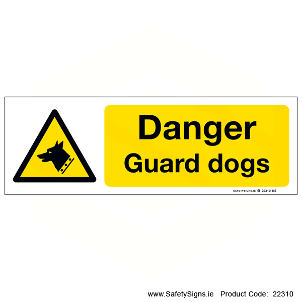 Guard Dogs - 22310