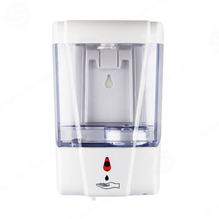 Sanitise your Hands Here - Panel with Dispenser - 62168