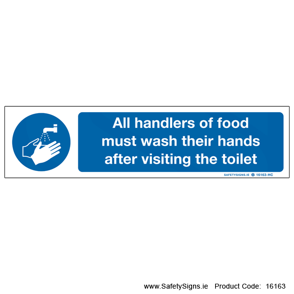 Wash Your Hands - 16163