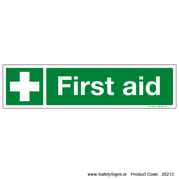 First Aid - 20212
