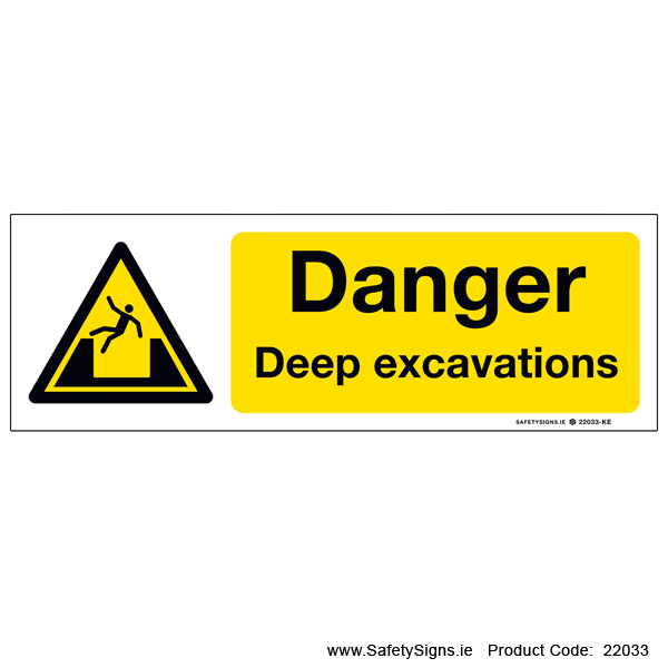 Deep Excavations - 22033