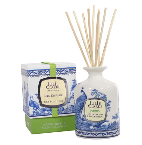 JULIE CLARKE - WATER ORCHID & LIME BLOSSOM DIFFUSER
